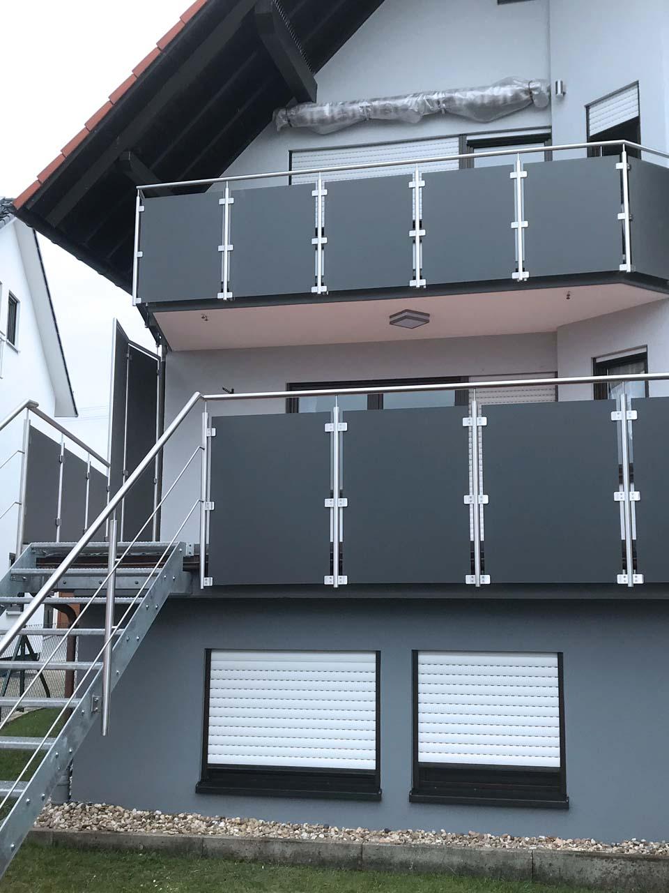 Höfel Metallbau Schweissfachbetrieb